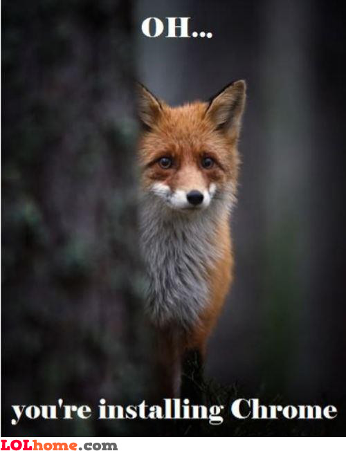 Betraing Firefox