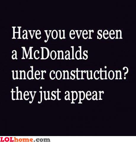 McDonalds fact