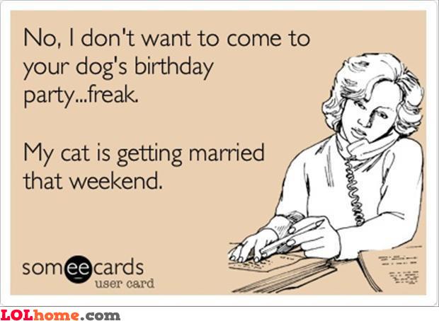 Animal freak