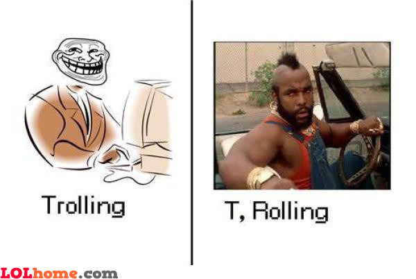 T Rolling