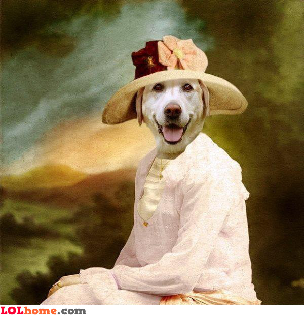 Ms. Dog