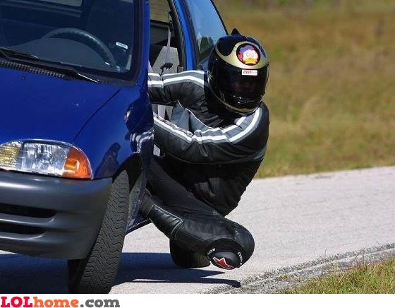 Car ninja