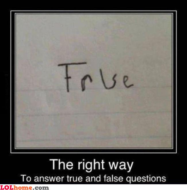 Answer win