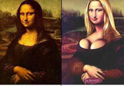 Monalisa after one week in the USA
