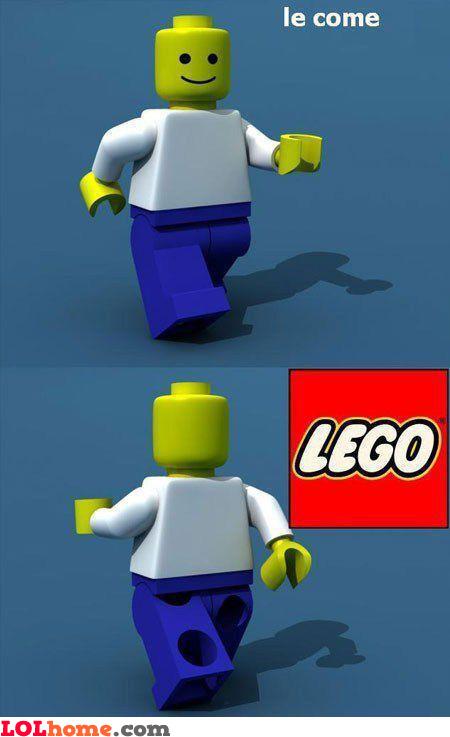 Lecomes Lego