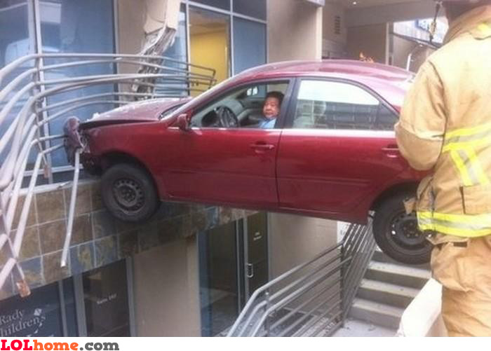 Free parking space
