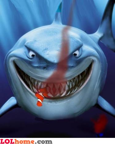 Dead Nemo