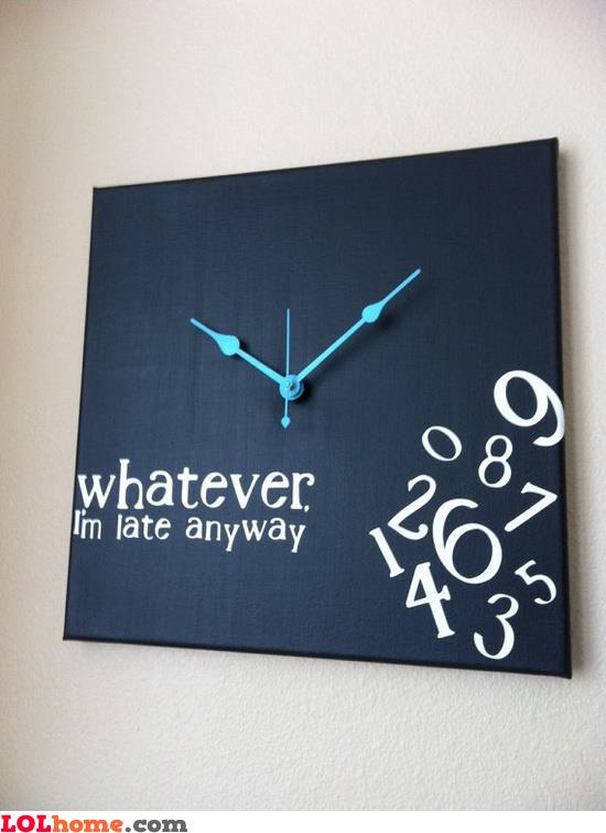 Clock win