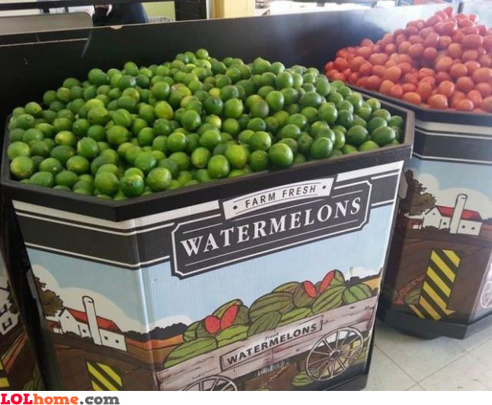 Tiny Watermelons