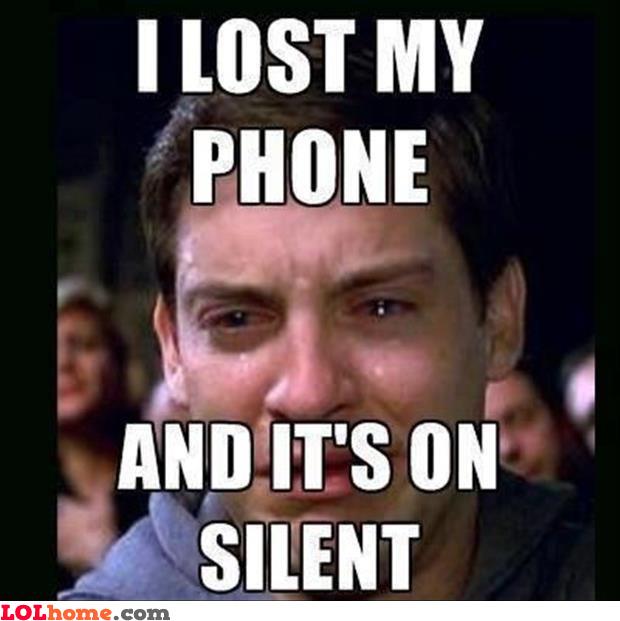 Horrible moment