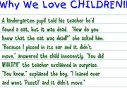 Why we love children