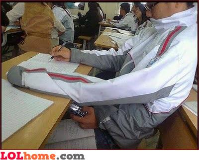 Cheating expert