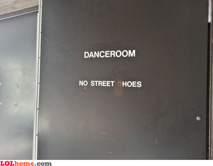 No street hoes