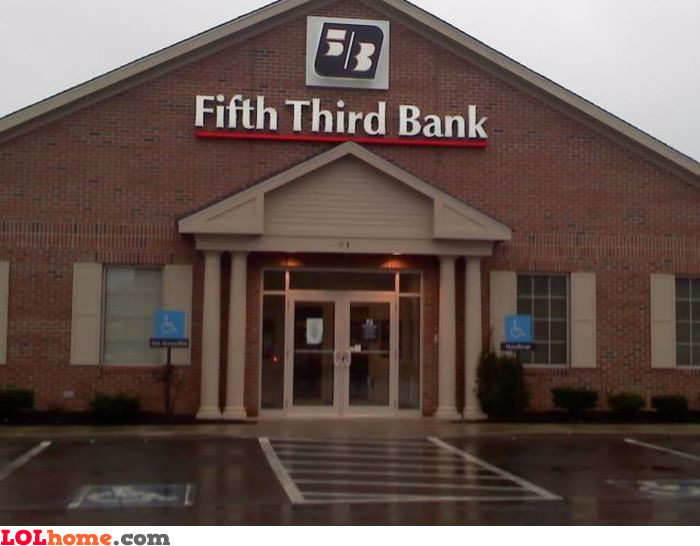 Fifth or third bank