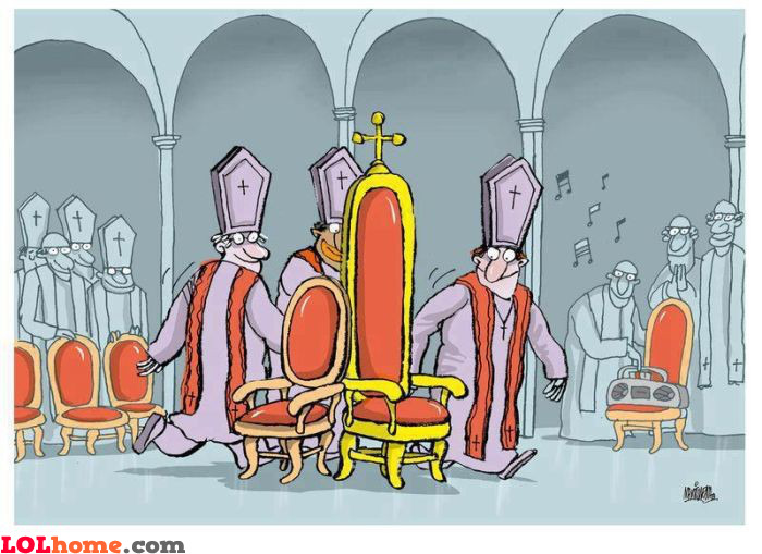 Pope elections