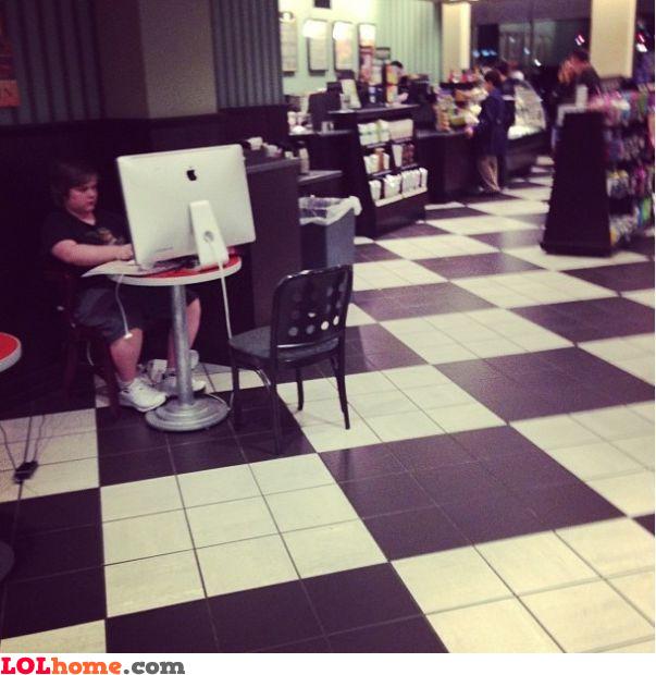 Portable iMac