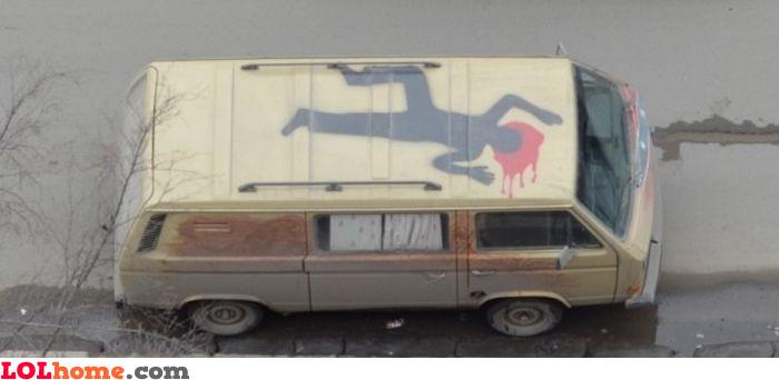 Suicide van