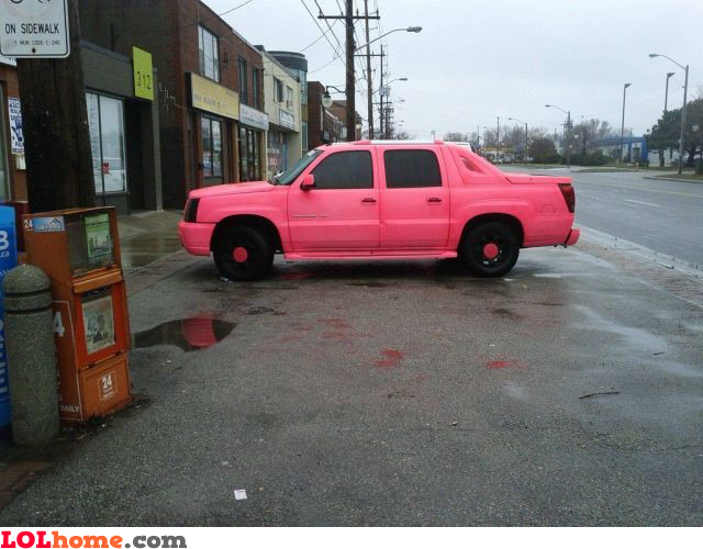 Manly truck