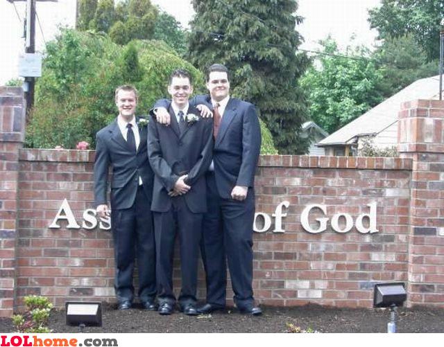 Ass of god